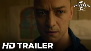 Trailer of Split (2016)