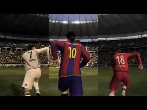 Видео № 0 из игры FIFA 08 (Б/У) [PS3]