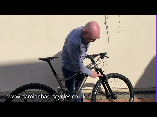 Видео Велосипед Scott Spark 950 Grey