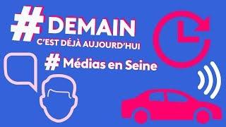 Médias en Seine - La vie connectée grâce à la 5G
