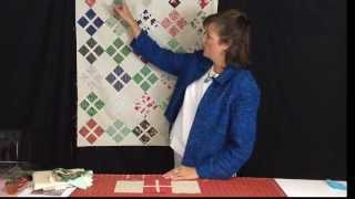 Baby Quilt Pattern Daisy Baby With Moda Charm Pack 25th And Pine