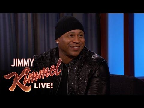 LL Cool J on Home Shopping Network