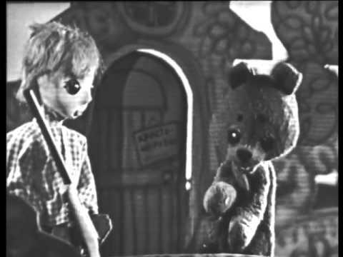 кукольный спектакль Винни Пух и все, все, все  Неправильные пчелы Ленинград, 1968   VK