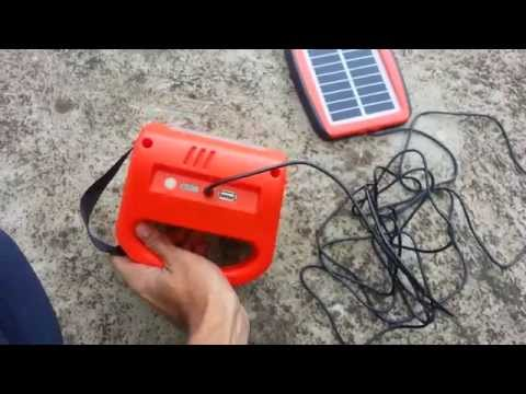 Solar Light S300
