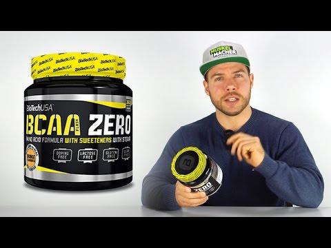 Biotech USA BCAA Flash Zero im Review