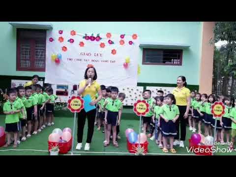 Tổ chức các trò chơi vận động sáng tạo cho trẻ MG 5-6 tuổi ở trường mầm non Đồng Sơn