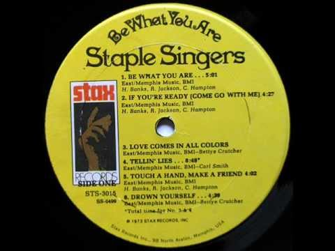 The Staple Singers - If You're Ready (Come Go With Me) video