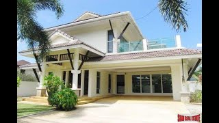 Spacious Two Storey Three Bedroom Pool Villa on Large Land Plot for Sale in Rawai