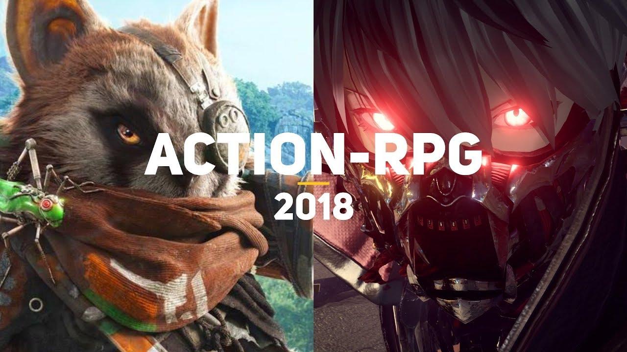5 самых ожидаемых Action-RPG 2018