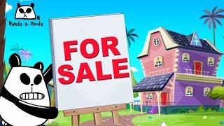 For Sale | Panda A Panda | Cartoon Videos For Children by Kids Tv