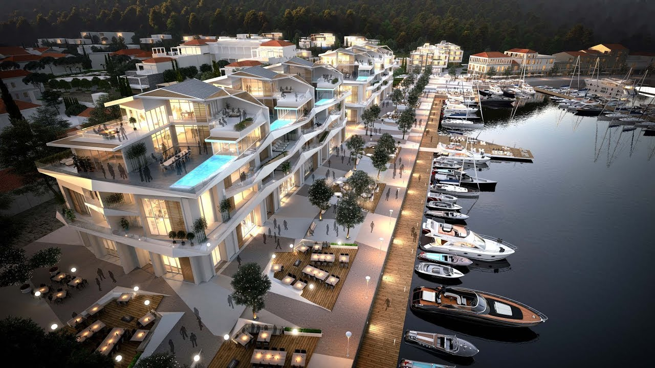 High-End Luxury Resort in Montenegro – Property in Montenegro