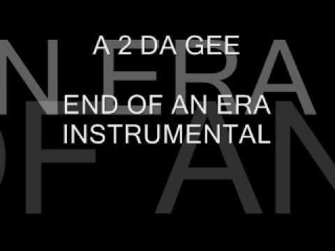 A 2 DA GEE - END OF AN ERA INSTRUMENTAL