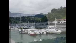preview picture of video 'Puerto y paseo Arrinda.'