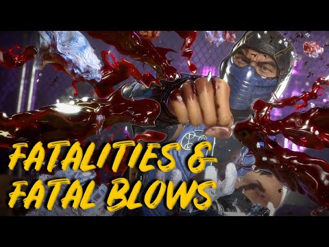 , title : 'Mortal Kombat 11 - Every Fatality and Fatal Blow So Far'