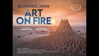<span>Burning Man</span> - Art on Fire trailer