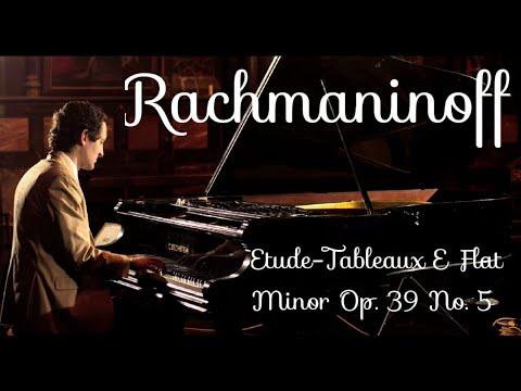Dorian Griner - S. Rachmaninov: Etude-Tableau Op. 39 No. 5