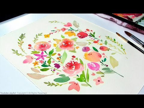 DIY Watercolor Painting for Beginners
