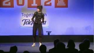 <b>Imogen Heap</b> Performance With Musical Gloves Demo  WIRED 2012  WIRED