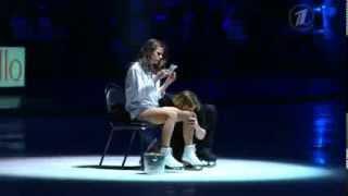 Катерина Шпица и Максим Ставиский  Scorpions -- When You Came Into My Life. 15 этап