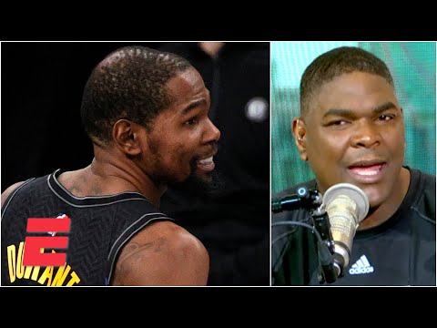 'The Slim Reaper' Kevin Durant put in work vs. the Clippers - Keyshawn | KJZ