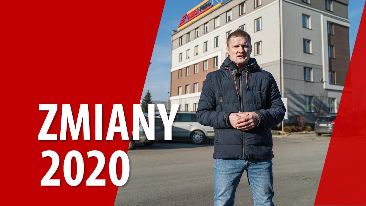 Zdalna kontrola w Hiszpanii i wyższe mandaty w Danii. Zobacz krótki przegląd tego, co zmienia się w transporcie w roku 2020
