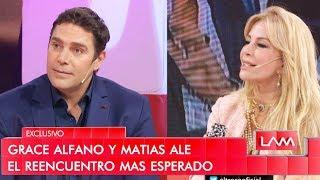 Los ángeles de la mañana - Programa 12/08/19 Matías Ale y Graciela Alfano al rojo vivo