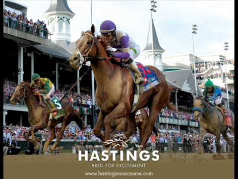 Hastings Racecourse - Mario Gutierrez Preakness Interview