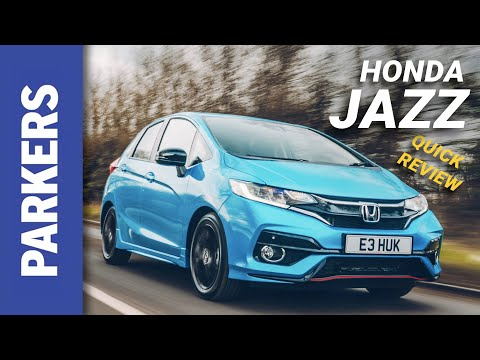 Honda Jazz (2015 - 2020) Review Video
