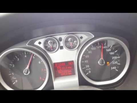Форд фокус 2 2.0 акпп мгновенный расход по трассе
