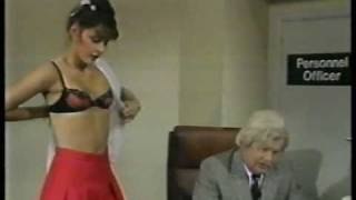 Jane Leeves - in The Benny Hill Show!