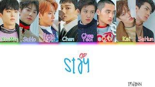 EXO - Stay |Sub. Español + Color Coded| (HAN/ROM/ESP)