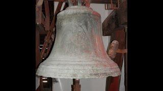 Zvon kostela Sv.Cyrila a Metoděje (Prostějov) svolává k nedělní bohoslužbě