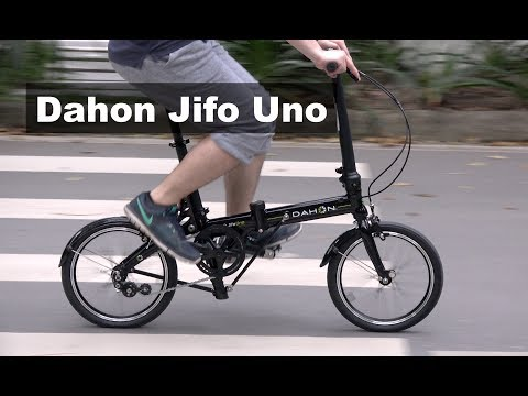 Dahon Jifo Uno Folding Bike Review