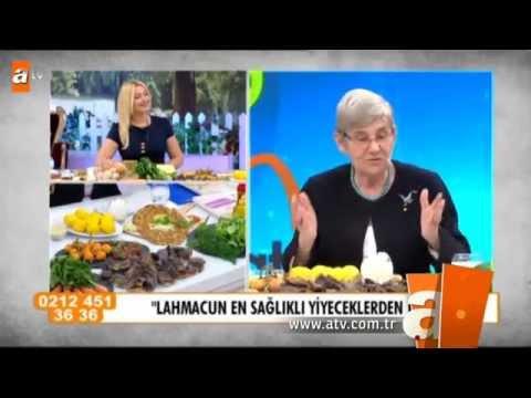 Lahmacun yiyerek nasıl zayıflanır?