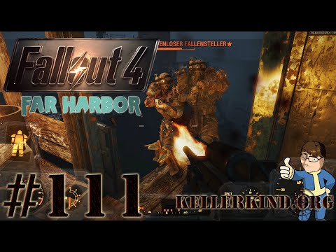 Fallout 4 - Far Harbor #111 - Fallende Fallensteller ★ Let's Play Fallout 4 [HD|60FPS]