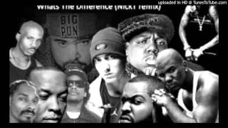 Eminem Feat. Ice Cube, 2Pac  The Game - Go To Sleep [Remix] (Music Video)