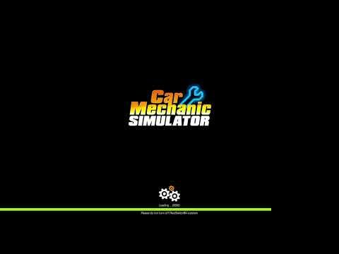 Download Car Mechanic Simulator Ps4 Gameplay First Look Video 3GP