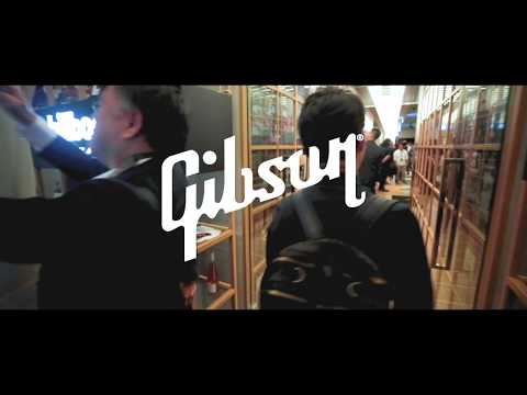 Gibson -JC UNPLUGGED at Tokyo-