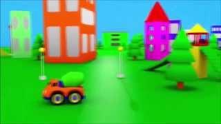 Развивающие мультики для малышей Грузовик Тема и Волшебный Замок мультфильм для детей про машинки
