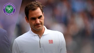 Roger Federer Wimbledon 2019 Runner-Up Speech