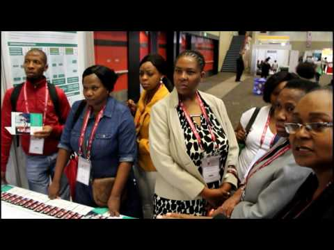 AIDS Conference 2017 - ICC, Durban | MTW
