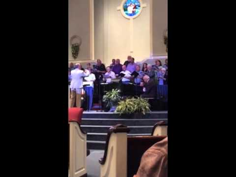 """""""The Healer is Here"""" by Clearview Baptist Church Choir"""