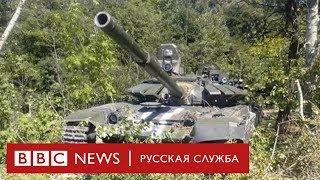 Доказательства присутствия российских танков под Иловайском