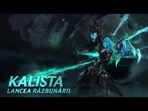 Prezentarea campionului Kalista