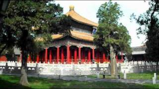 Video : China : The Confucius Temple 孔庙 in BeiJing