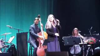 "Natalie Merchant ""Gold Rush Brides"" San Fransisco 7/20/2017"