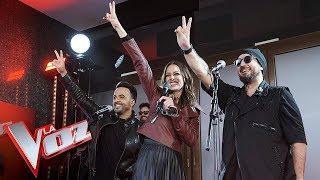 Luis Fonsi y Antonio Orozco te llevan a su concierto improvisado en Madrid | La Voz Antena 3