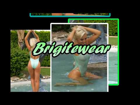 3492e885b81 Breezy Sheer Swimsuit by Brigitewear - смотреть онлайн на Hah.Life