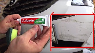 Download Youtube: How to remove scratches from a car, how to fix scratches on a car, remover scratches from car