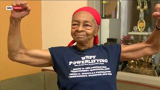 82-year-old woman fights off burglar